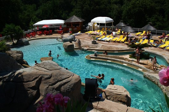 Camping corse les oliviers