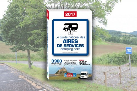 Guide aire camping car