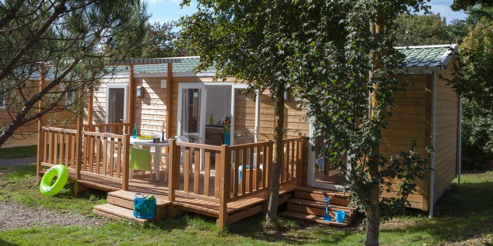 Location mobilhome camping vendee