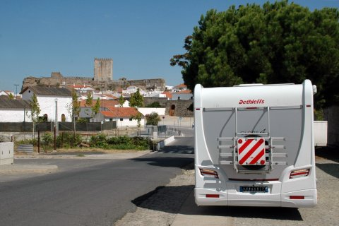 Faire le portugal en camping car