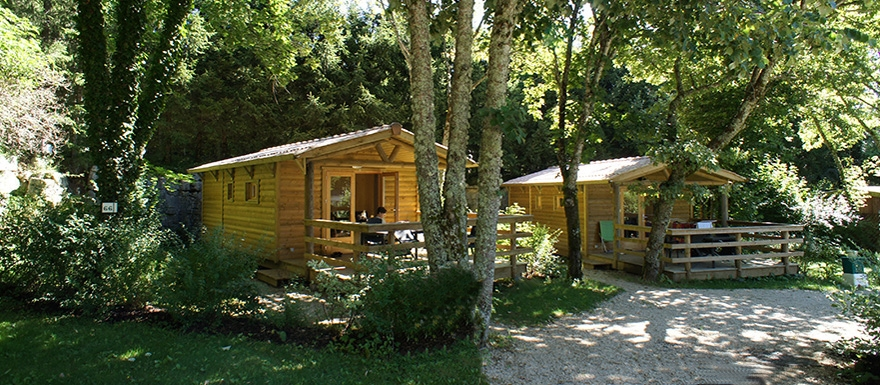 Location mobilhome camping jura