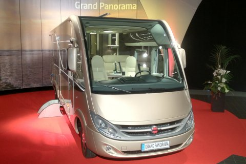 Aire service camping car panoramique