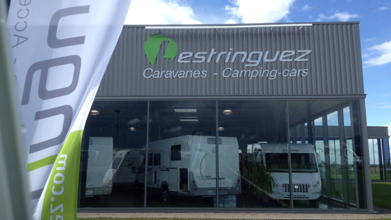 Camping car occasion nord lestringuez