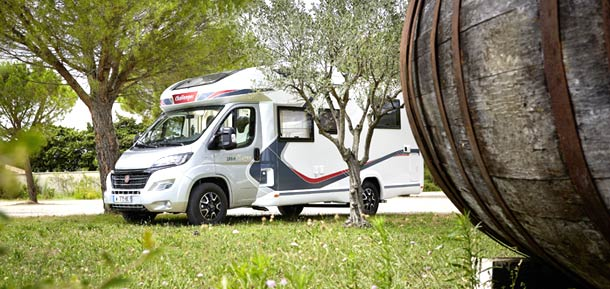 Location camping car cholet