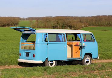 Camping car vw d occasion