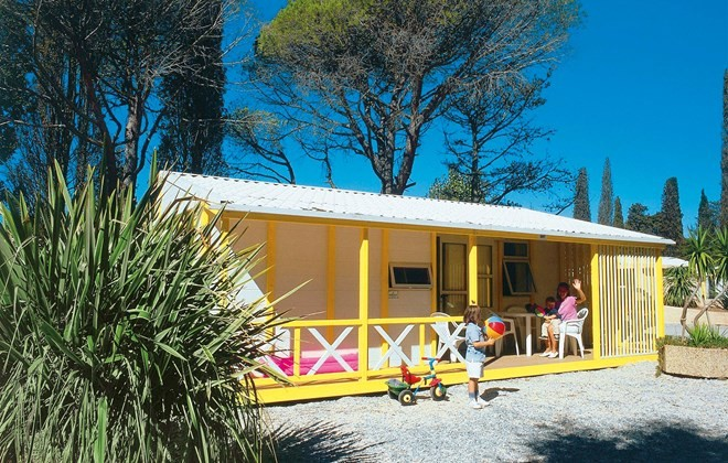 Vacances camping demi pension