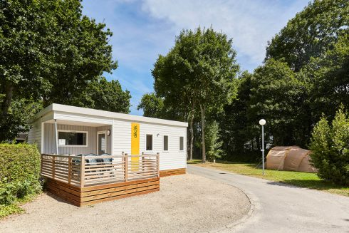 Mobilhome a cancale