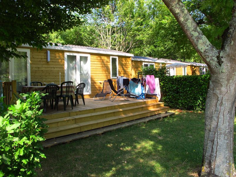 Locations mobilhome dordogne
