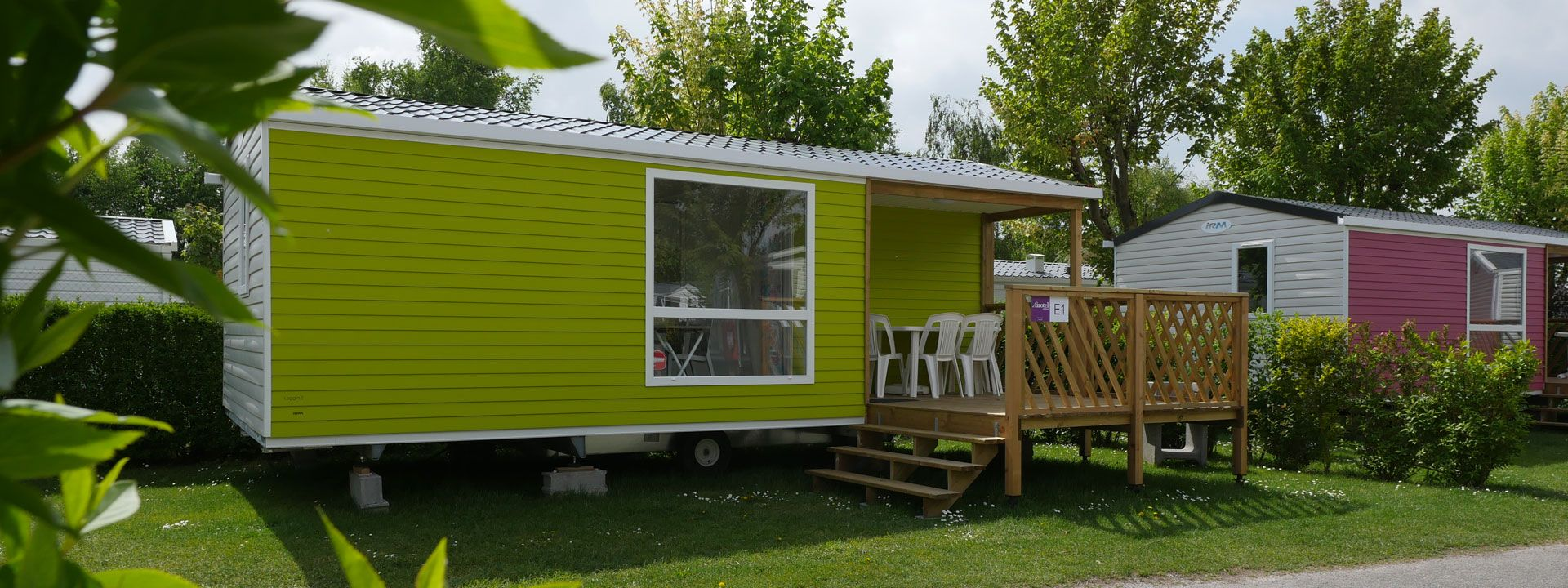 Location mobilhome baie de somme