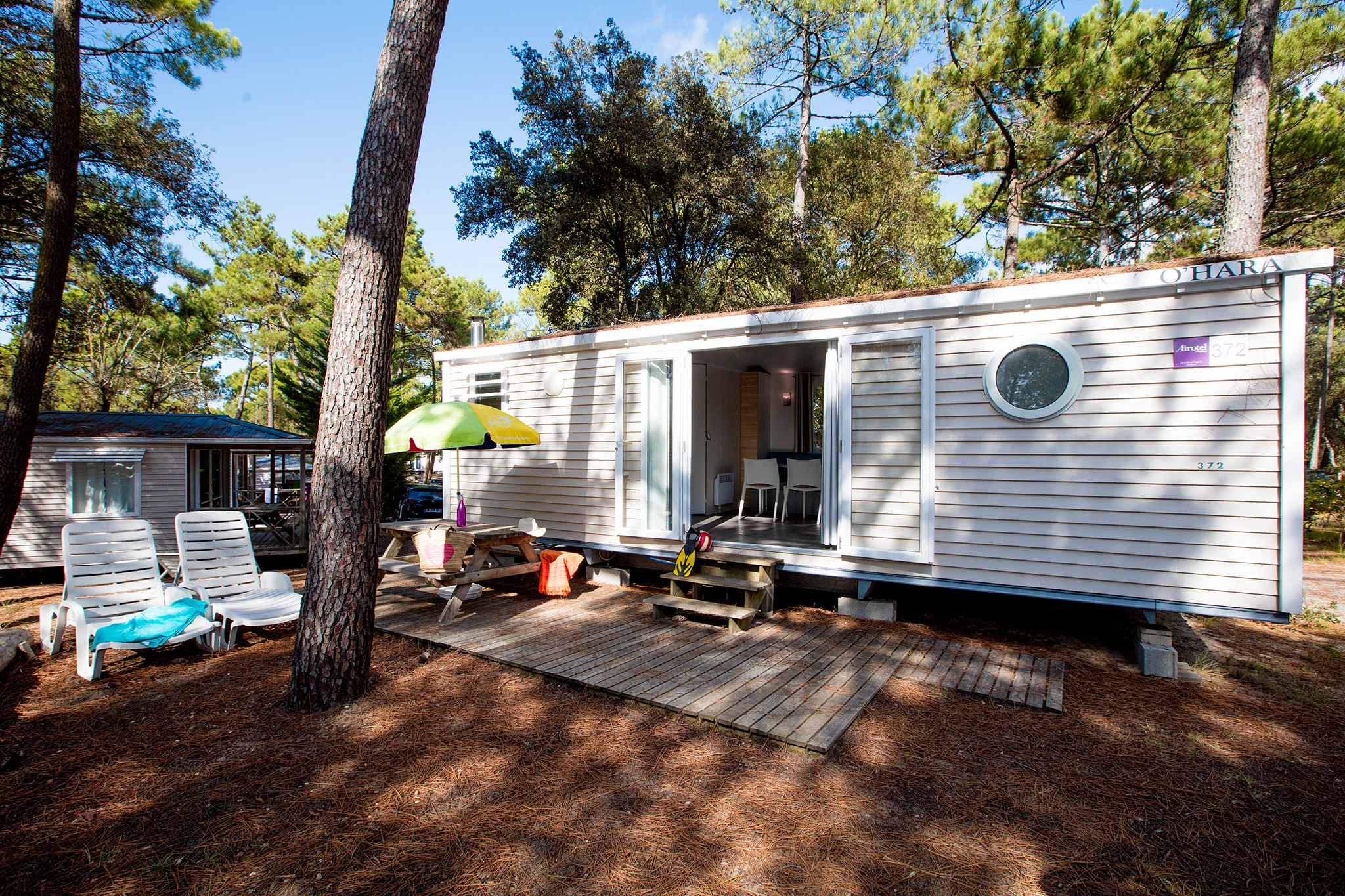 Location mobilhome gironde