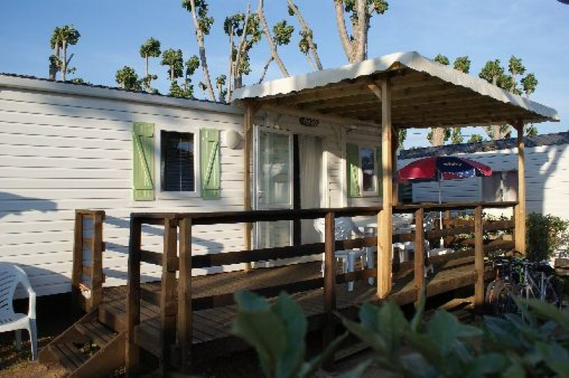 Location mobilhome narbonne plage