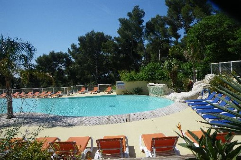 Vacance camping marseille