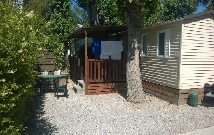 Location mobilhome antibes