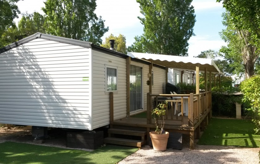 Mobilhome climatise