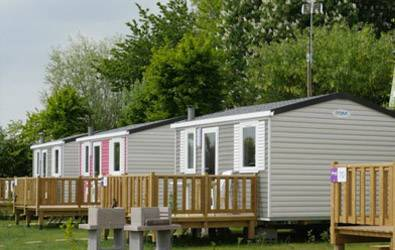Camping mobilhome picardie