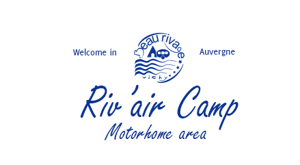 Aire camping car vichy