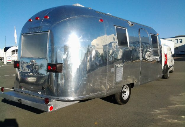 Camping car airstream occasion