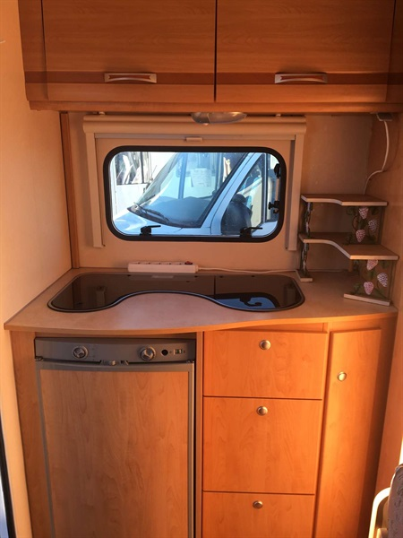 Caravane caravelair ambiance style 460