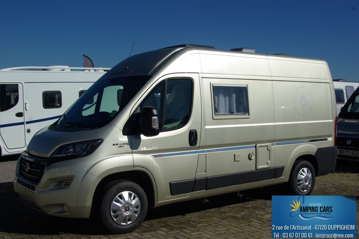 Fourgon van camping car occasion