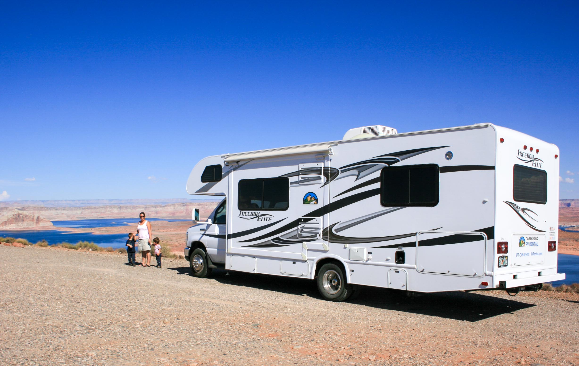 Location camping car usa