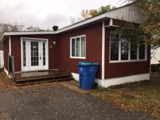 Location mobil home quebec