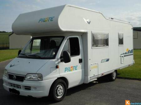 Camping car occasion dans le nord