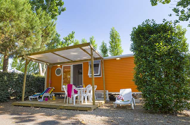 Mobilhome languedoc roussilon