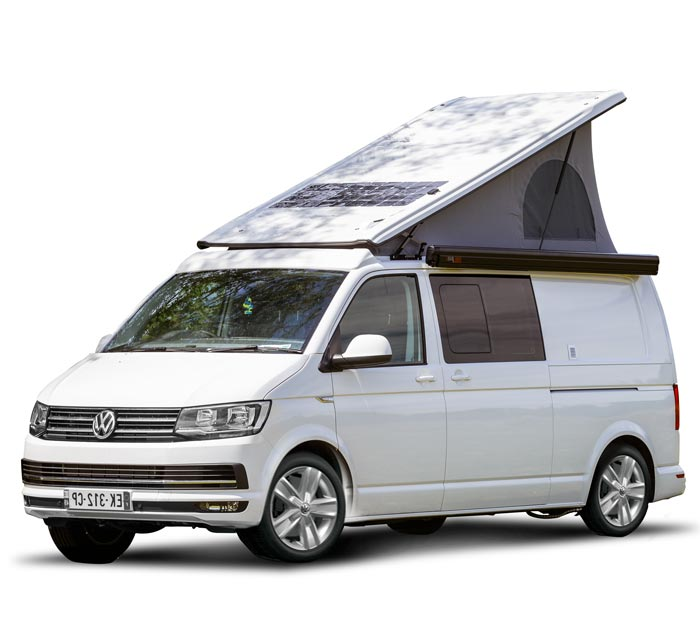 Vehicule utilitaire amenage camping car occasion