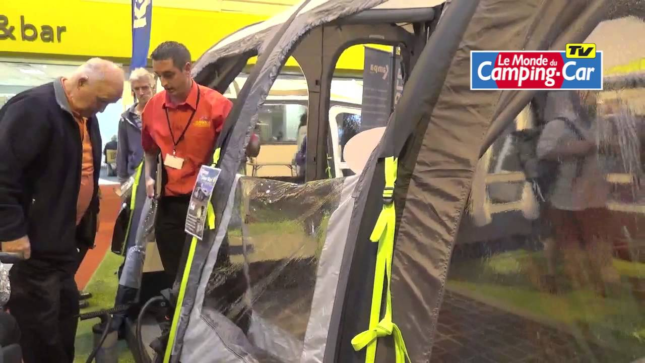 Camping pour camping car