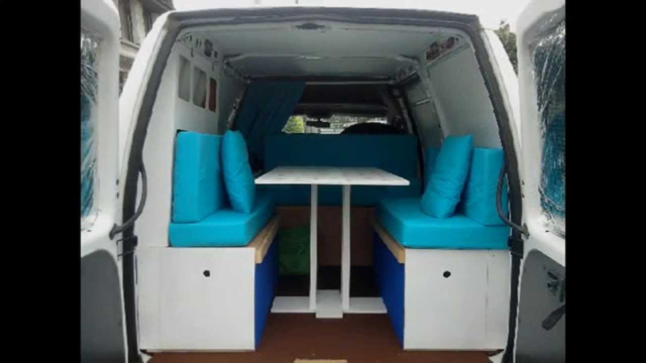 Kit amenagement fourgon camping car ducato