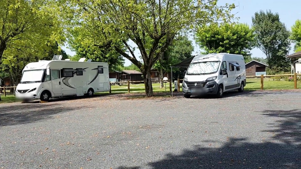Aire camping car rocamadour