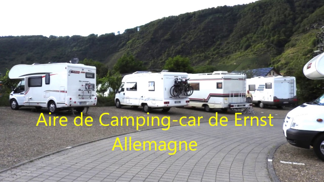 Aire camping car allemagne