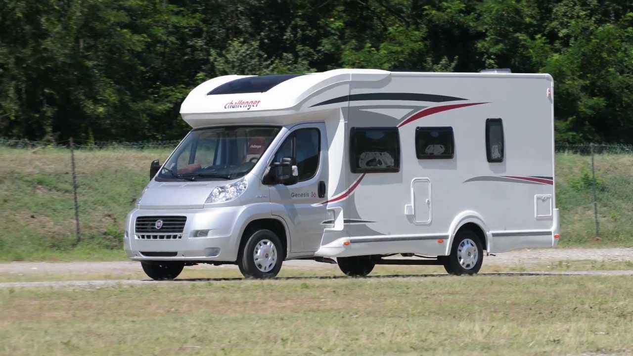 Camping car challenger genesis 52 occasion