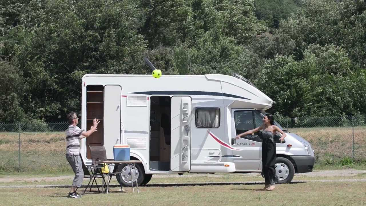 Camping car challenger genesis 30 occasion
