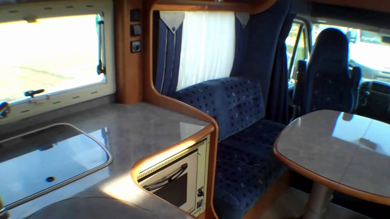 Camping car occasion lille