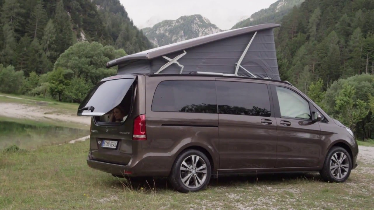 Camping car mercedes marco polo occasion