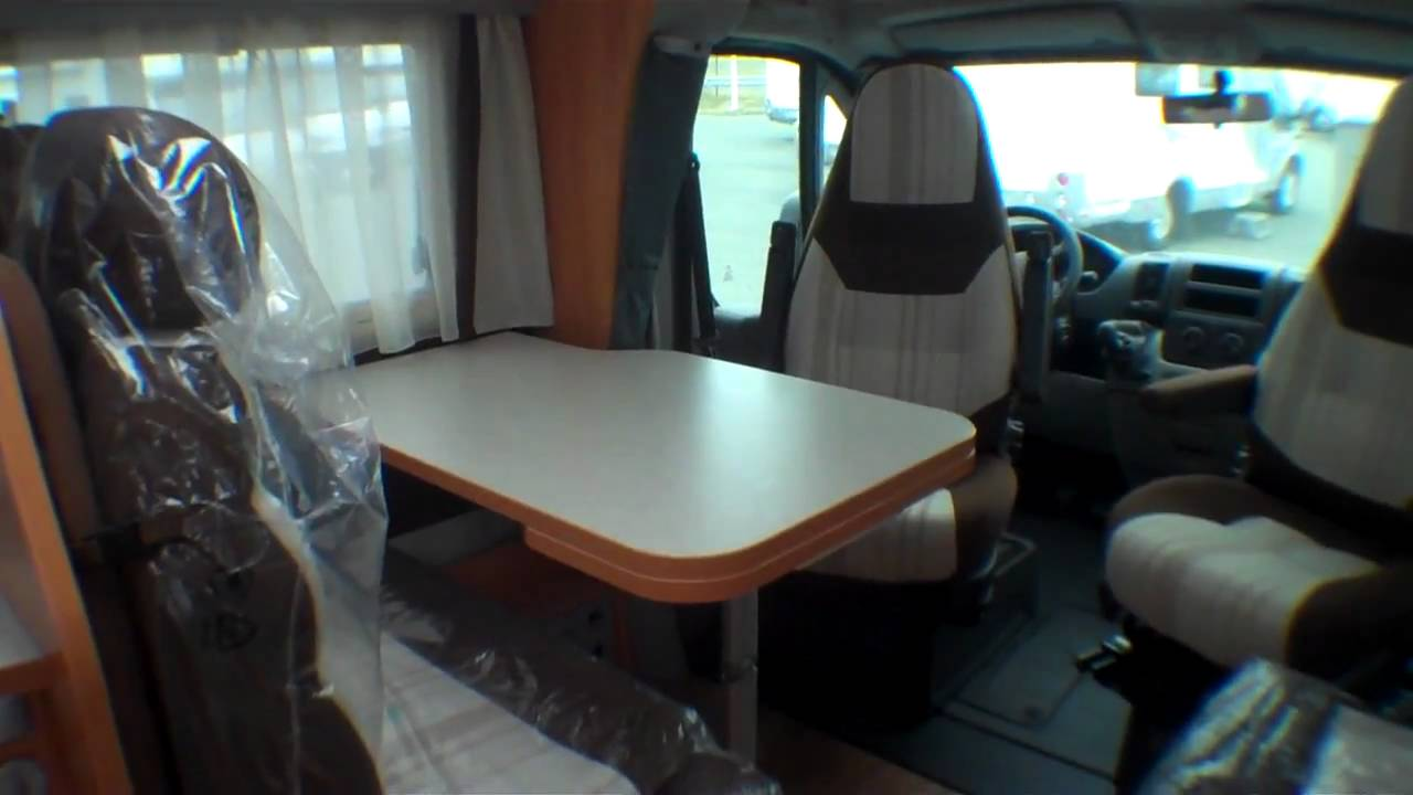 Camping car adria coral 680 st occasion