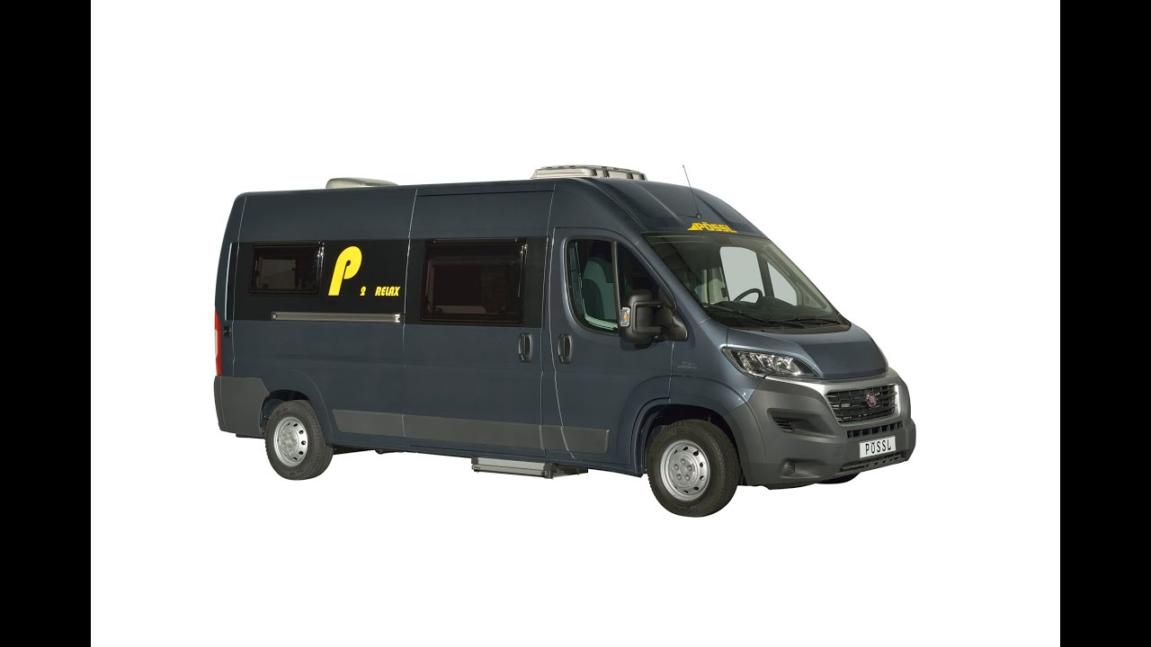 Occasion camping car possl