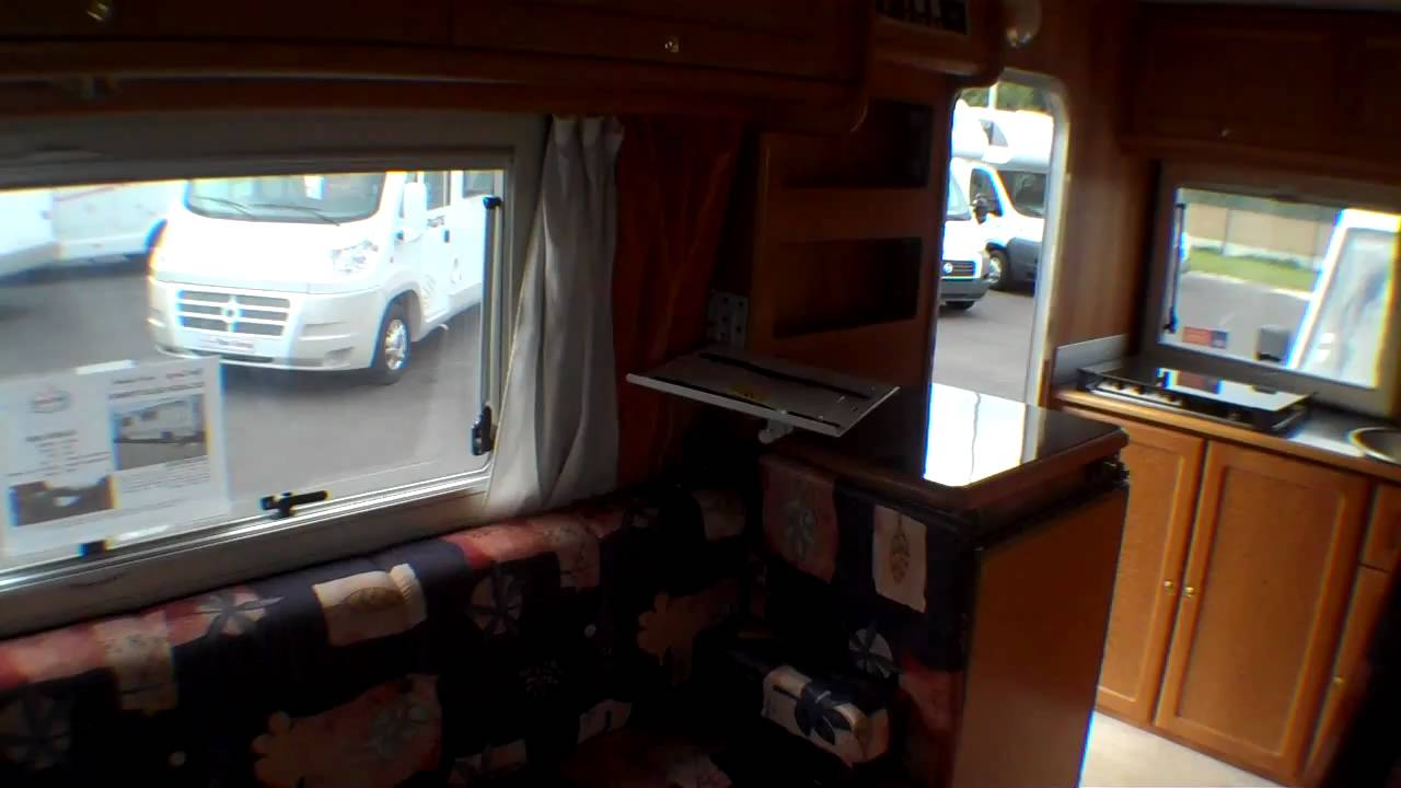 Camping car occasion 5000
