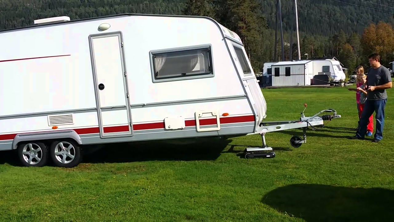 Deplace caravane camper trolley occasion