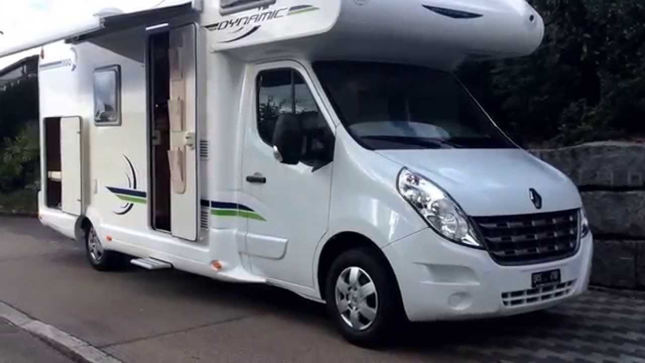 Camping-car xgo dynamic 21 plus