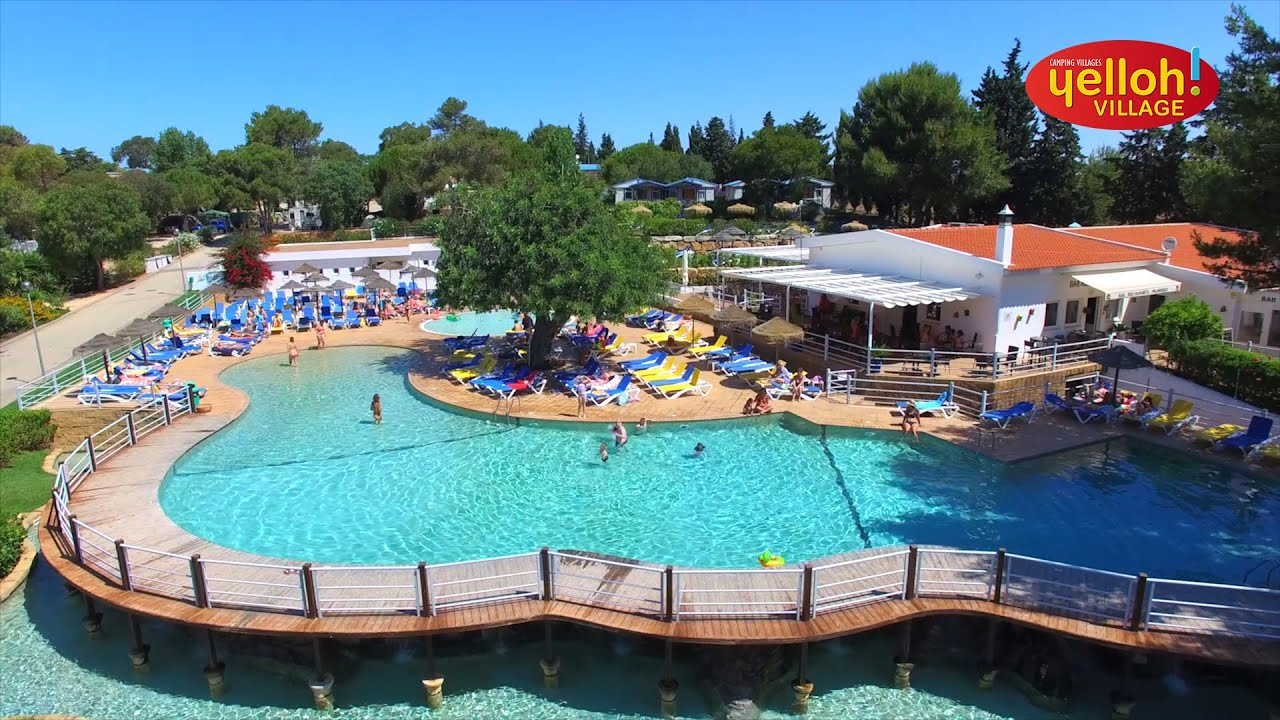 Camping portugal camping neptune