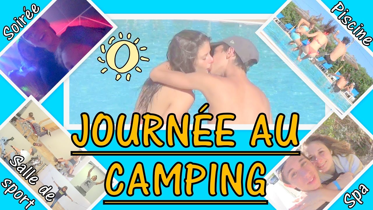 Youtube vacances au camping