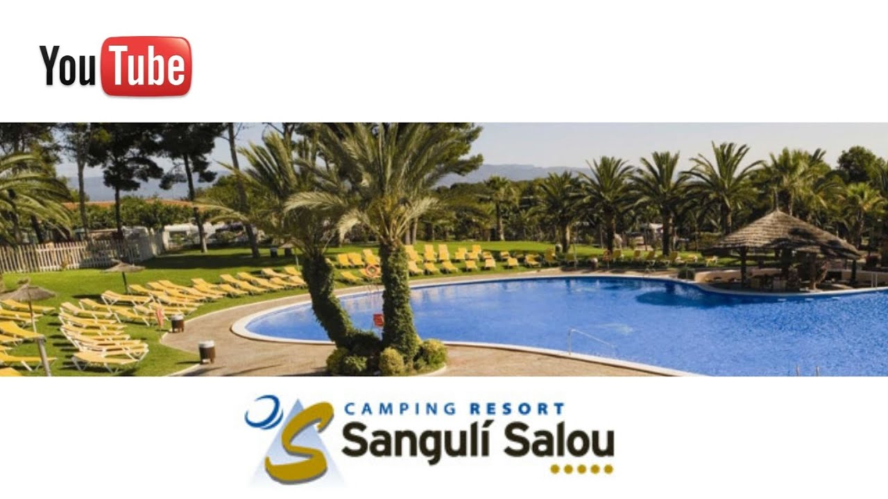 Camping espagne youtube