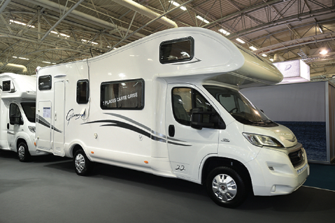 Camping car mc louis capucine occasion