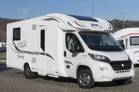 Camping car yearling 2018 camping car occasion avec financement