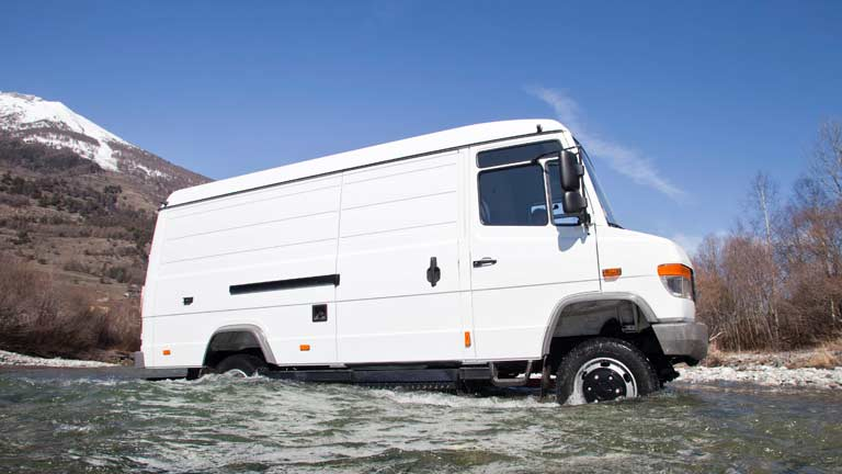 Camping car mercedes vario occasion