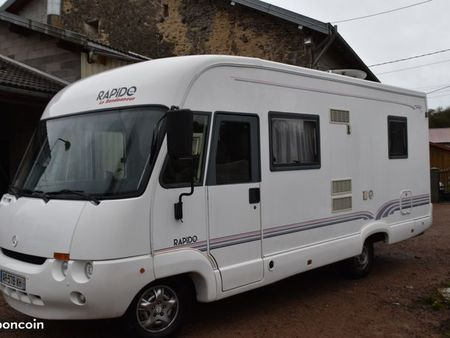 Camping car occasion vosges