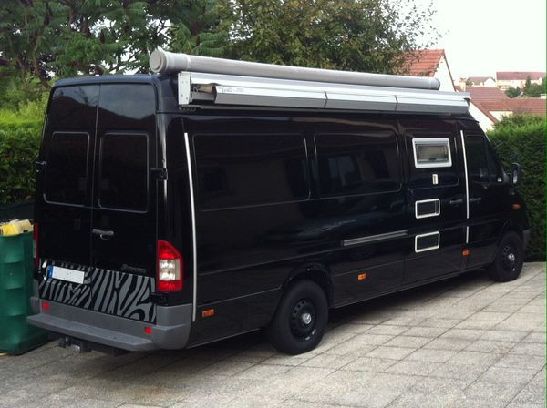 Camping car mercedes sprinter camping car le site