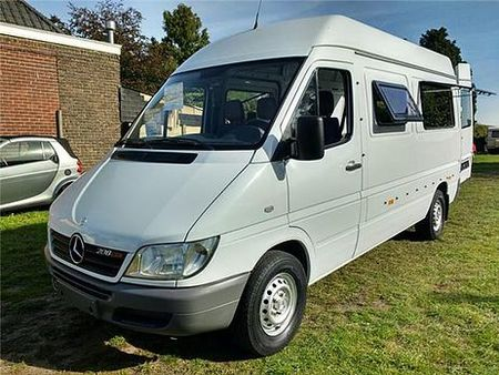 Mobilhome mercedes